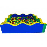 Сухий басейн квадратний Хвиля